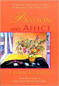 Passion and Affect Laurie Colwin 51qvYK5nAuL._SY344_BO1,204,203,200_