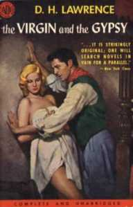 The virgin and the gipsy lawrence pulp 586-1