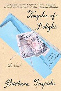 Barbara Trapido Temples of Delight 51qblUAPYWL