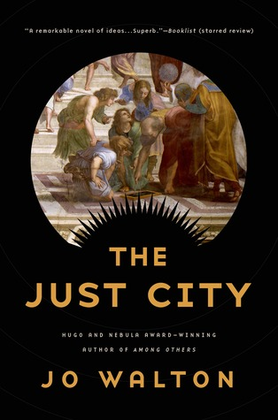 jo walton the just city 22055276