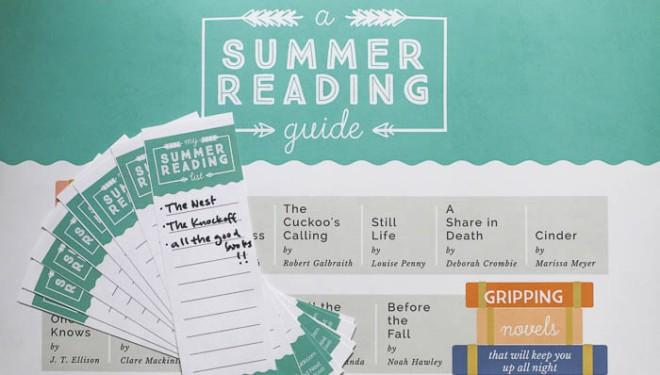 Mrs. Modern Darcy's Summer Reading Kit