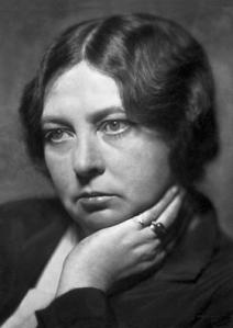 Sigrid Undset, 1928
