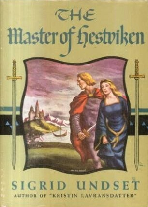 the master of hestviken undset 983079