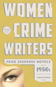 Women Crime Writers the 50s 9781598534313