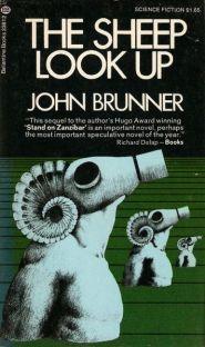 john brunner the sheep look up 0345236122