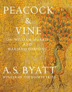 peacock and vine byatt 9781101947470