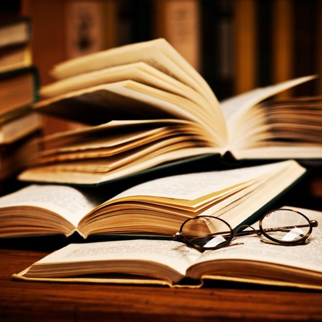 pile of books open_books