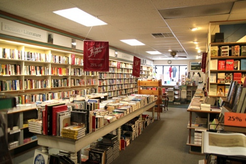 Prairie Lights Books