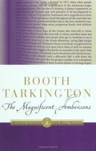 magnificent ambersons tarkington new modern library 51WEepB+5XL