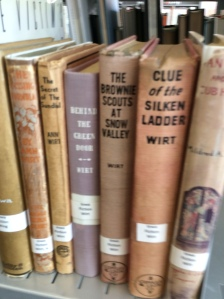 Mildred Wirt series books iowa collection. aug. 31
