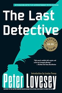 Peter Lovesey The Last Detective 51OOXqg8dPL