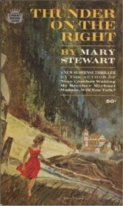 thunder on the right stewart old paperback 13414472