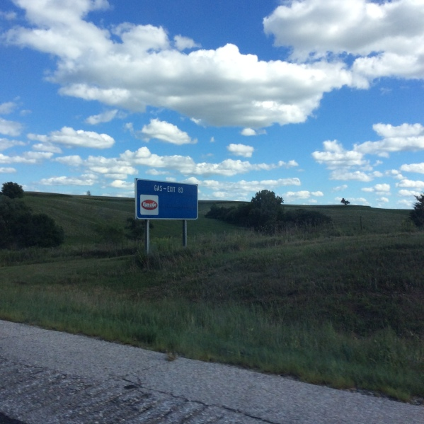Western Iowa off the highway