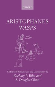 aristophanes wasp 9780199699407