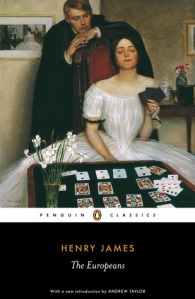Henry James the europeans 1106872