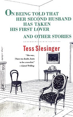 on being told that her second husband tess slesinger 253667