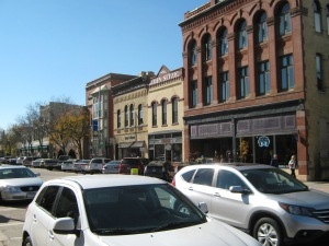 Downtown Northfield