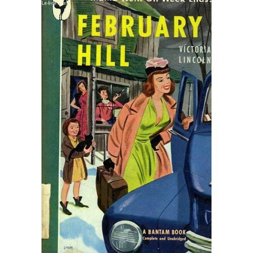 bantam-paperback-february-hill-lincoln-victoria-february-hill-livre-ancien-875667148_l