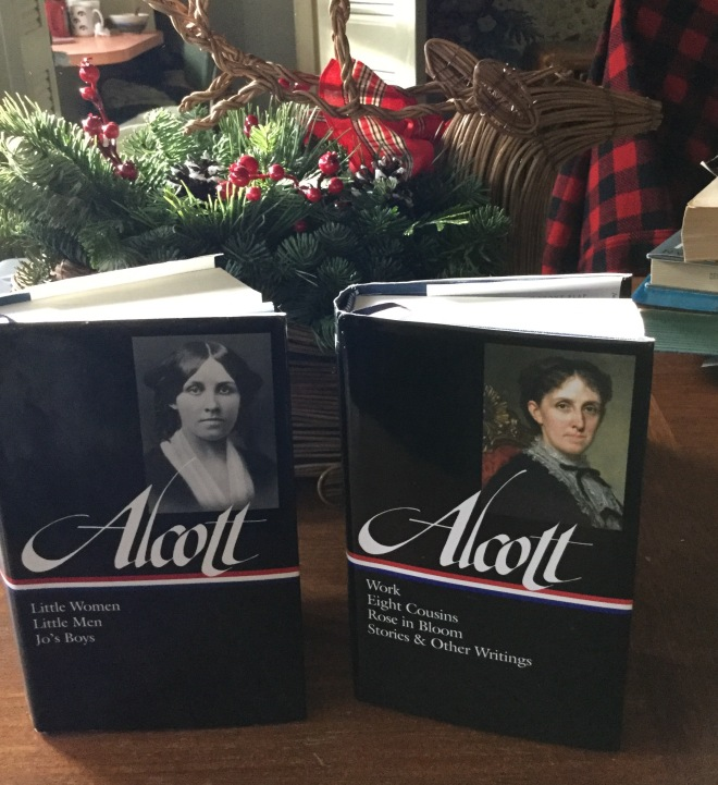 Library of America editions of Alcott