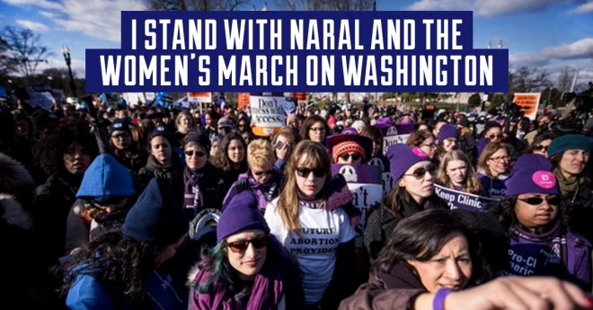 Women still marching after all these years (the Women's March on Washington)