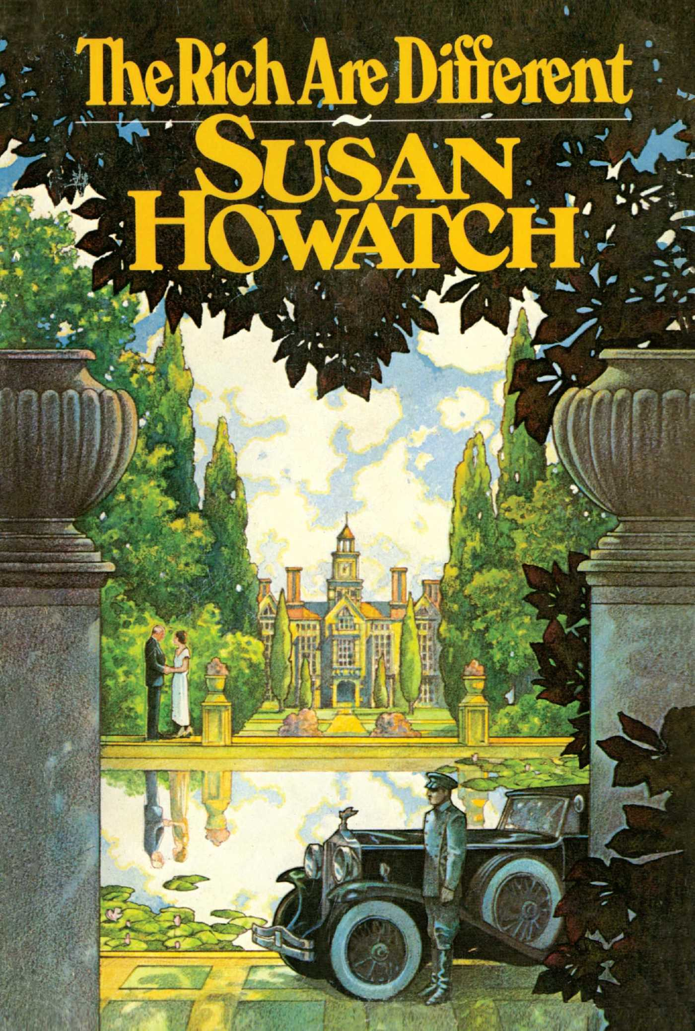 Books by Susan Howatch
