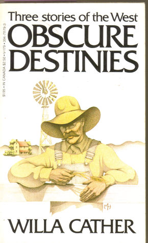 Image result for obscure destinies willa cather