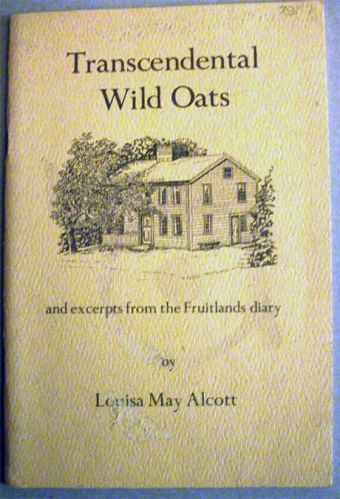 transcental wild oats alcott 9e0fb9bbf3757ab994653c014834acd4